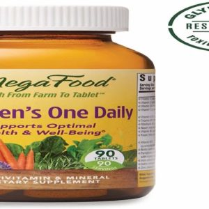MegaFood Women's One Daily Daily Multivitamin and Mineral Dietary Supplement with Vitamins C D F