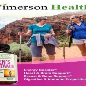Women's Daily Multivitamin Multimineral Supplement. Vitamins and Minerals. Chromium Magnesium Biot