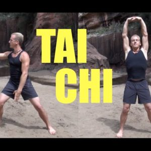 10 Minute Tai Chi Lesson - Amazing!
