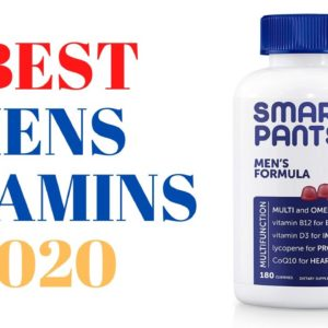5 Best  Mens Vitamins 2020