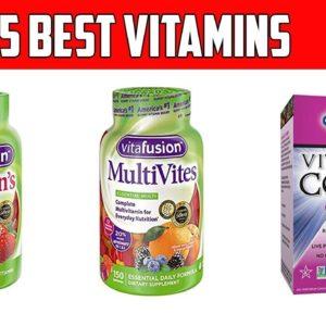 5 Best Vitamins to Buy