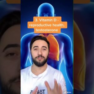 5 Important Vitamins for Men's Health