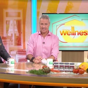A-Z of Vitamins: Men's Health
