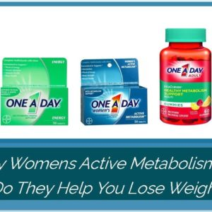 One A Day Womens Active Metabolism Vitamins Do They Help You Lose Weight - Daring Reviews