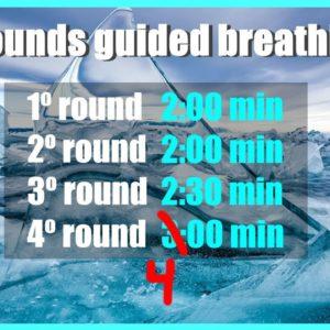 Advanced Wim Hof Breathing (BATTLE DRUMS & MANTRA)