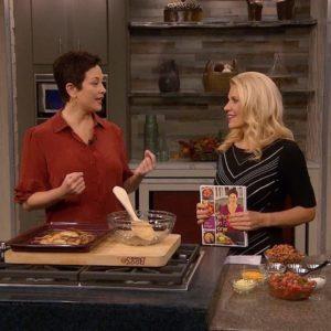 Healthy Living  - Celebrity Chef Ellie Krieger Demonstrates Healthy Cooking