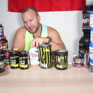 Best vitamins and minerals complex animal pack opti men