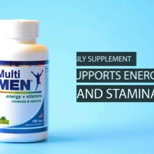 Multi Men Vitamins