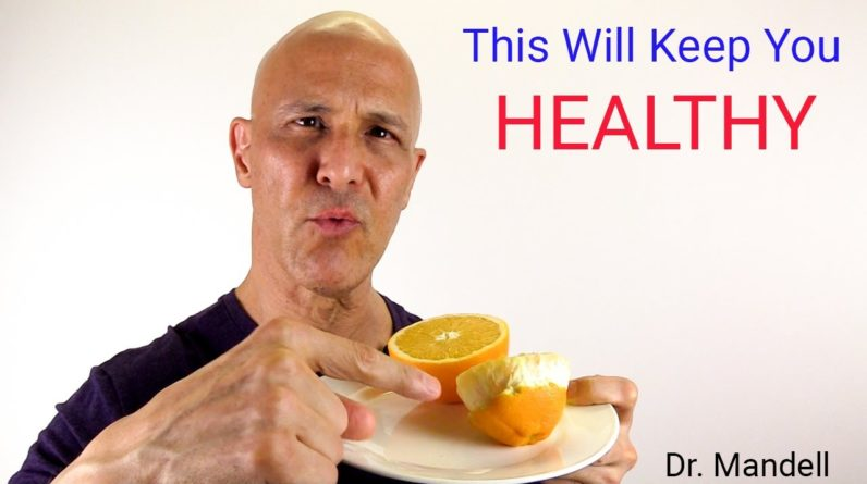 This Part of the Orange You Will Never Throw Away After Watching This - Dr Mandell