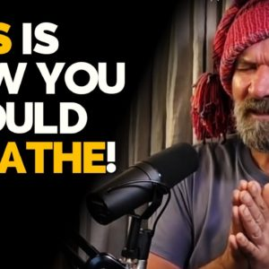 Quick Demonstration of Wim Hof's Breathing Technique (It ONLY Takes 6 Minutes!) | #MentorMeWim
