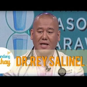 Dr. Rey Salinel Jr. lists down which vitamins are good to boost the immune system |  Magandang Buhay