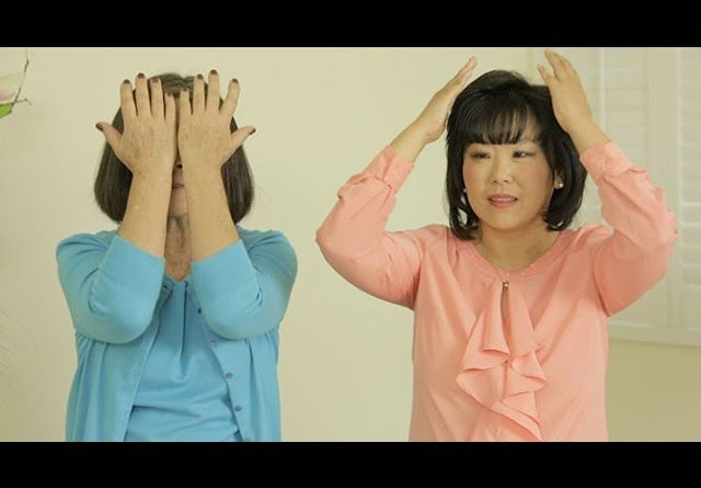 Qigong to Prevent Face and Neck Wrinkles