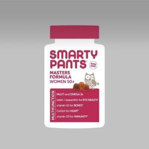 #SmartyPants Vitamins Guide: SmartyPants Master's Formula Women 50+