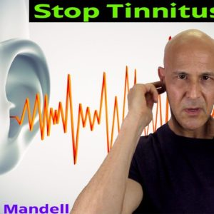 Stop Tinnitus Fast...Dr. Mandell's 5 Step Method in 100 Seconds