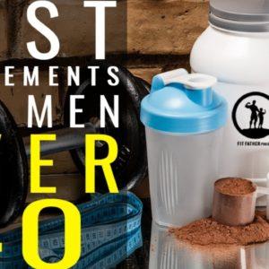The Best Supplements For Men Over 40 - Top 6
