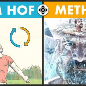 The Wim Hof Method | The Breathing of the Iceman Explained in 4 Steps