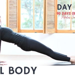 Total Body Pilates | 90 Days of Fall Pilates Journey | Day 56