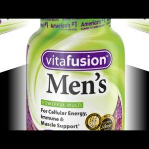 vitaFUSION™ - Men's Multivitamin Gummy Vitamins