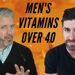 Vitamins For Men Over 40   40overfashion