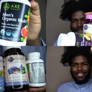 Vitamins I take for HEALTH & HAIR GROWTH | for Men & Women