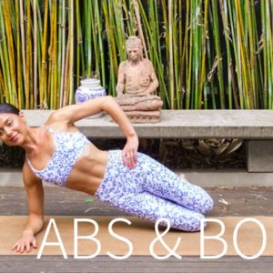 20 MIN ABS & BOOTY WORKOUT || At-Home Pilates (No Equipment)