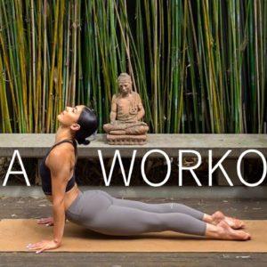 30 MIN PILATES YOGA WORKOUT || Full Body Stretch & Strengthen
