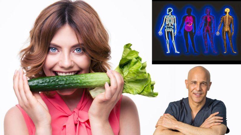 A Cucumber a Day Keeps Health Problems Away | Dr Alan Mandell, DC