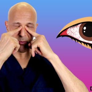 Healing Eye Exercises to Refresh Tired Eyes & Cleanse Lymphatics | Dr Alan Mandell, DC