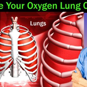 When the Rib Cage Says Ok...The Lungs will Obey (Increase Oxygen Levels) Dr. Alan Mandell, DC