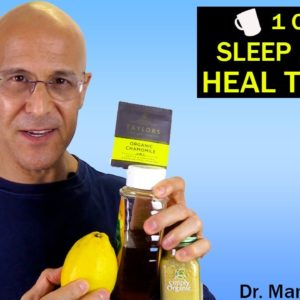 1 Cup...Sleep Deeply While Healing Your Gut | Dr Alan Mandell, DC