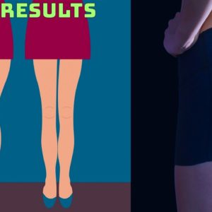 3 ½ Minute Bedtime Workout...Tighten Your Tush & Slim Down Your Legs | Dr Alan Mandell, DC