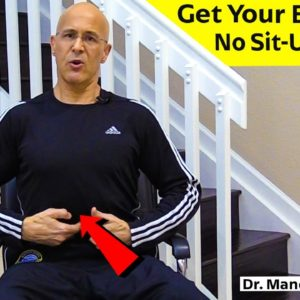 Get Your Belly Slim...No Sit Ups or Gym | Dr Alan Mandell, DC