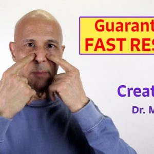 Unclog Stuffed Ears & Drain Sinuses (Created by Dr Alan Mandell, DC)