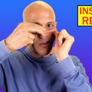 Unclog Your Sinus Mucus & Congestion Within 60 Seconds - Dr Alan Mandell, DC
