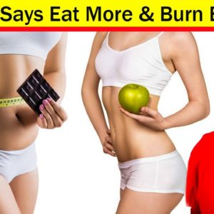 Science Says Eat More & Burn Belly Fat (No Exercise) | Dr. Mandell