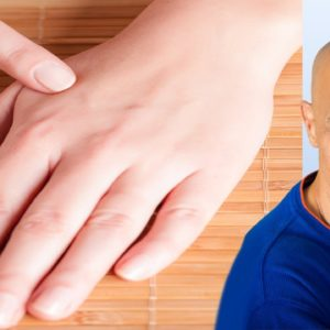 5 Acupressure Points You Need From Morning till Night | Dr. Mandell  #shorts