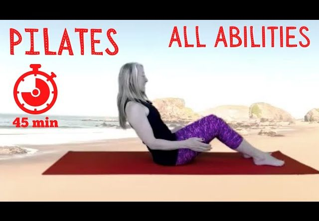 45 Minute All Abilities Pilates Workout (Beginners Welcome)