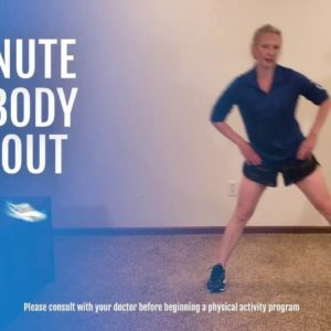 8-Minute Full Body Workout with SilverSneakers