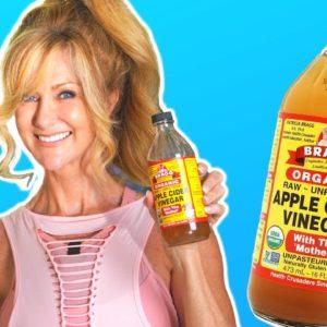 Apple Cider Vinegar Drink Recipe For Weight Loss!