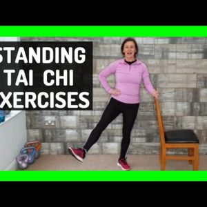 STANDING TAI CHI EXERCISES