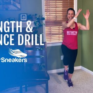 Strength & Balance Exercise Drill   SilverSneakers