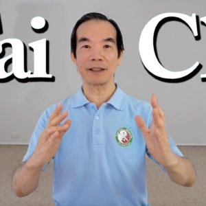 5-Minute Tai Chi to Relieve Stress and Improve Immunity, by Dr Paul Lam