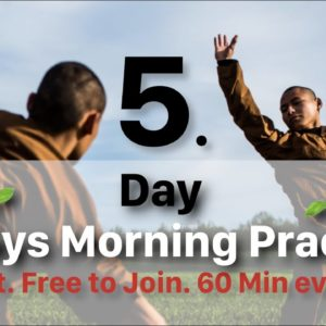 ? 6-Days Morning Practice ? Day 5: Timing and Rhythm (60 Min)