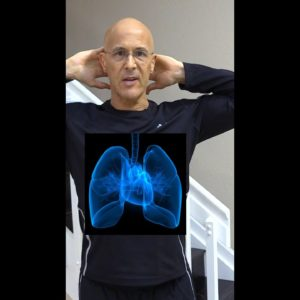 Improve Lung Oxygen Capacity in 60 Seconds | Dr. Mandell  #shorts
