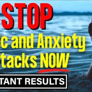 Stop a Panic or Anxiety Attack INSTANTLY | Box Breathing Exercise