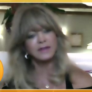 Goldie Hawn Opens Up About Her Childhood Depression & The Importance of Mental Health Supports | GMB