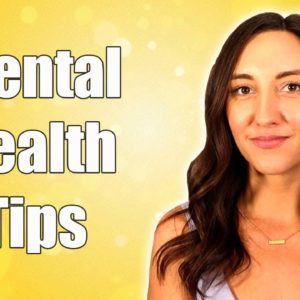 My Top 5 Tips for Managing Anxiety & Depression