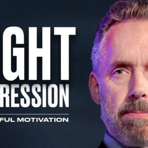 OVERCOME DEPRESSION - Powerful Motivational Speech Video