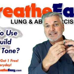 BreatheEasy Lung & Abs Exerciser - What is It?  Who Needs It?  How to Use It?  Free eBook Too!