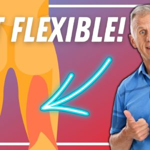 How to Get Flexible Hamstrings Without Stretching - DO THIS - Very Simple